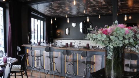 Leçon de déco : Restaurant Le Garage à Deauville