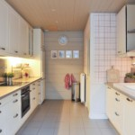 une cuisine respectant les codes du home staging