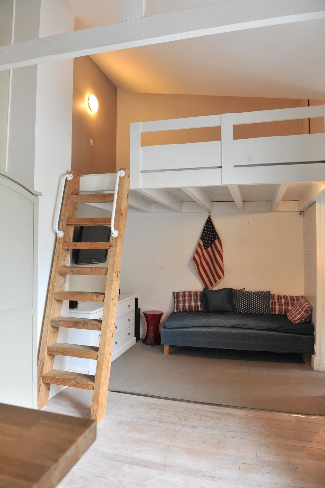 les mezzanines c 39 est magique la maison bliss. Black Bedroom Furniture Sets. Home Design Ideas