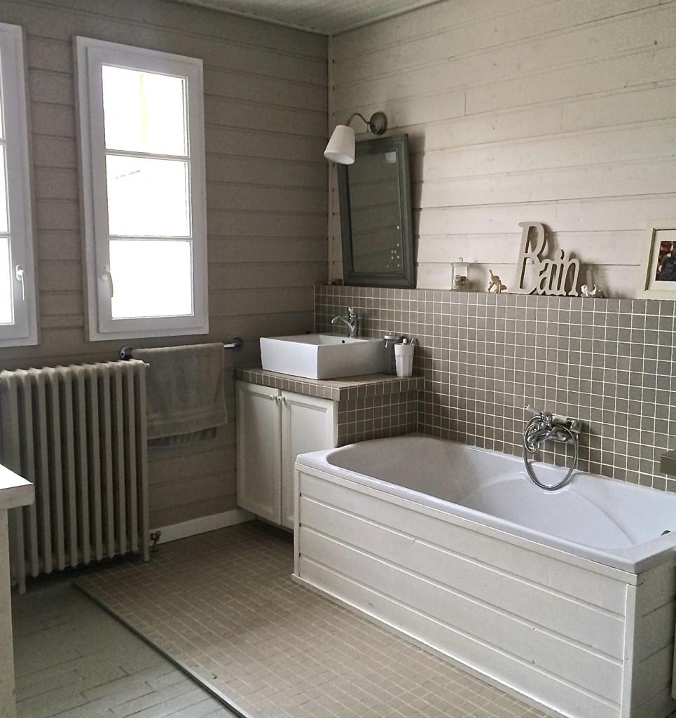Salle De Bain Famille agencement et décoration : une chambre en plus à la maison