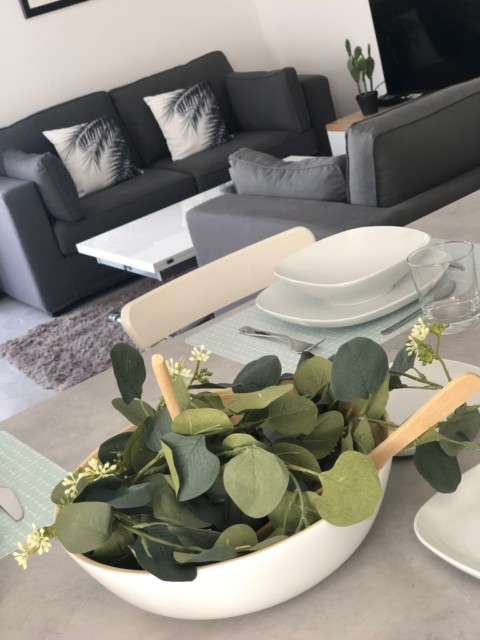 Renovation et amenagement complet d'un appartement pour de nouveaux propriétaires